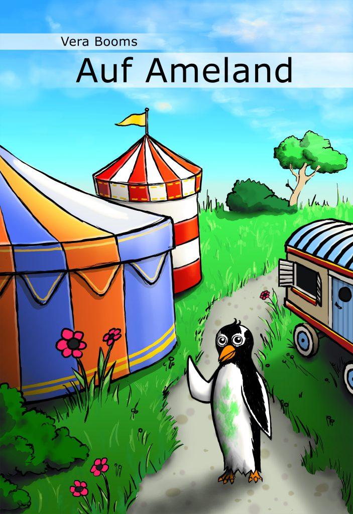 Auf Ameland - Der zweite Ferienfreizeitroman von Vera Booms